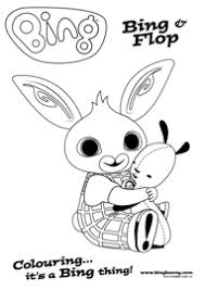 Pin By Gail Danks Hadley On Bing Bing Bunny Color Coloring Sheets