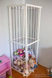 DIY Stuffed Animal Zoo. 2 Comments. July 13, 2015. DIY Stuffed Animal Zoo 7