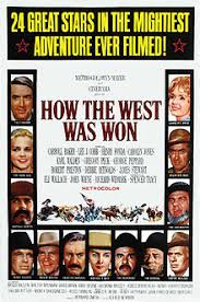 how the west was won movie.  The Poster  How The West Was Wonjpg For The Won Movie Wikipedia
