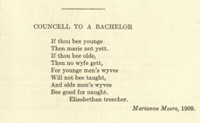 mooring gaps councell to a bachelor the lantern spring 1913