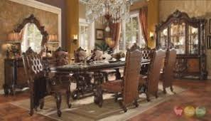 image is loading versailles 11 piece formal dining room set
