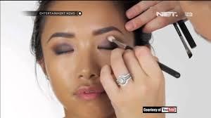 tips make up untuk mata sipit