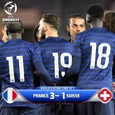 Die auswahlmannschaften von ungarn und slowenien waren als veranstalter der endrunde bereits für diese qualifiziert. 𝙸𝚛𝚛𝚎 𝚜ðš'𝚜𝚝ðš'𝚋𝚕𝚎𝚜 𝙵𝚛𝚊𝚗𝚌 𝚊ðš'𝚜 On Twitter Qualification 1ere Place Victoire Des Espoirs 3 1 Face A La Suisse Frasui Rdv Du 24 Au 31 Mars 2021 Pour La Phase De Groupe
