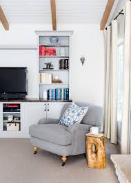 fun living room chairs houzz family room. Not Only Did It Bring Some Grounding Color To The Room, But Also Will Hide Stains Better Than A Lighter Neutral, Which Is Perfect For Little Ones. Fun Living Room Chairs Houzz Family