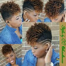 Short Natural Hair Style For Black Women short natural undercut black women short cuts pinterest 7889 by wearticles.com