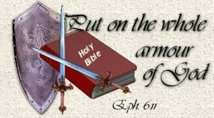 Image result for put on the full armor of god