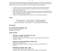 Music Education Resume Examples Tutor Sample Resume Template Format For Computer Teacher Indian 40
