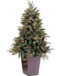 Bethlehem lighting christmas trees Flocked Bethlehem Lighting Gki Potted Prelit Green River Spruce Medium Artificial Christmas Tree With Clear Better Homes And Gardens New Shopping Special Bethlehem Lighting Gki Potted Prelit Green
