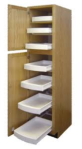 cabinet with drawers and shelves. Pull Out Drawers And Shelves That Slide With Cabinet