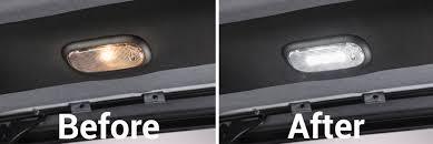 Jeep Wrangler Interior Lights Stay On Putco 980295 Premium Led Dome Light Bulbs For 11 18 Jeep