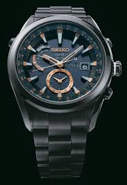 1000 images about watches solar tag heuer seiko astron gps solar watch black ion finish and rose gold accents