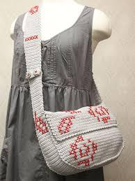 Messenger Bag Pattern Classy Rose Messenger Bag Crochet Pattern