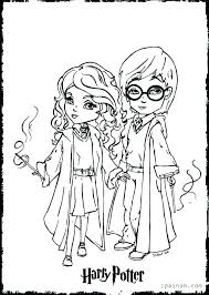 Harry Potter Coloring Page Harry Potter Coloring Pages Also Harry