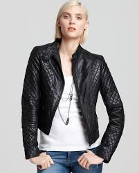 Andrew Marc Quilted Zip Front Moto Jacket   Bloomingdale's &  Adamdwight.com