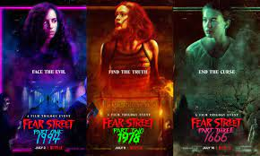 Fear Street Trilogy Review: Dark, exhilarating, flawed but engaging tribute  to the slasher genre- Cinema express