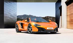 McLaren Super Series - 650S Spider