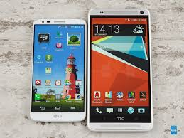 HTC One max vs LG G2 - PhoneArena