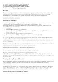 Job Advertisement Job Listing Website Template Free Job Ad