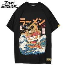 Compare prices on Japanese Streetwear T Shirt - shop the best ...