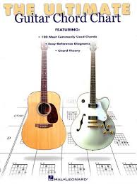 Pdf Online The Ultimate Guitar Chord Chart From Hal Leonard