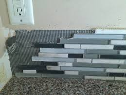 Need help removing mosaic backsplash in kitchen.