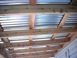 install corrugated metal roofing how to install a corrugated metal roof over a patio installing corrugated