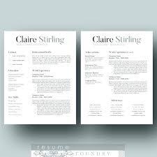 Modern Resume Template Word Format Modern Resume Templates Word 12596 Cd Cd Org