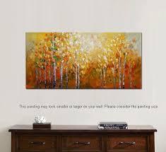 landscape painting large art canvas painting bedroom wall art canvas art