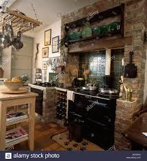 Exposed Brick Kitchen Kitchen Design Wonderful Kitchen Brick Loft Kitchen Exposed