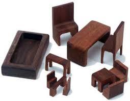 Furniture Puzzle Box