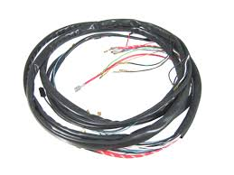 vw super beetle wiring harnesses vw parts jbugs com vw wiring harness diagram at Vw Beetle Wiring Harness