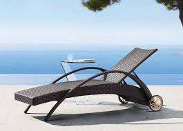 furniture modern outdoor lounge chairs with wheels outdoor
