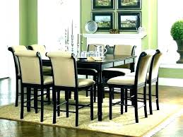 glass dining table and chairs glass square dining table for 8 8 chair square dining table