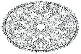 Calming Mandala Coloring Pages Calming Coloring Pages Calming
