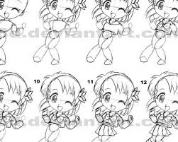 anime chibi drawing tutorial. How To Draw Chibi Girl By Jade Ong For Anime Drawing Tutorial