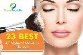 best all natural makeup brands
