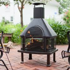 chimney outdoor fireplace 190613 fire pits patio heaters at