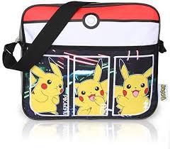 <b>Pokemon</b> School <b>Bag</b> Pikachu Messenger <b>Bag</b> | Crossbody ...