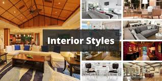 Different Interior Design Styles