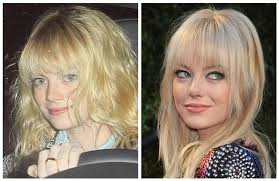 emgn without makeup celebs imperfect normal 9