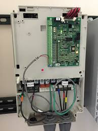 single phase vfd pump application note the power input has two wires and