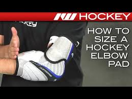 Youth Hockey Shoulder Pads Size Chart Warrior Alpha Qx Pro Hockey Elbow Pads
