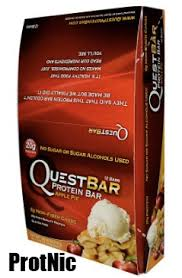 quest nutrition protein bars apple pie