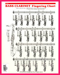 Bass Clarinet Chart - Beste.globalaffairs.co