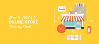 How To Creat How To Create An Online Store In 2019 Step By Step With Pictures