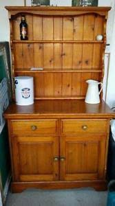 solid pine dresser. Simple Pine Solid Pine Dresser With