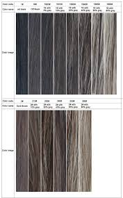 Just For Men Color Chart Abiding Hair Color Chart Toupee Haircolour Chart Hair Colour