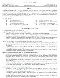 Risk Management Resume Examples Best Of Example Of Project Manager Resume Construction Project Manager