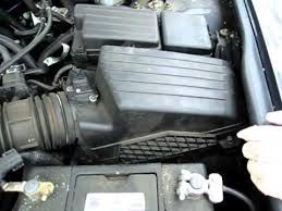 honda accord engine air filter replacement