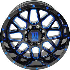 Xd820 20x12 44 Custom Wheels